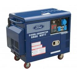 3- Phase Diesel Generator 5500 Watts