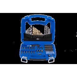 74PCS Drills & Bits Assortment kit