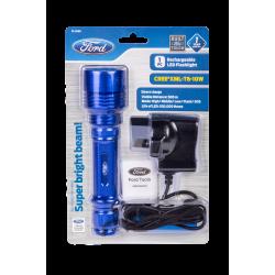 Rechargable LED Flashlight